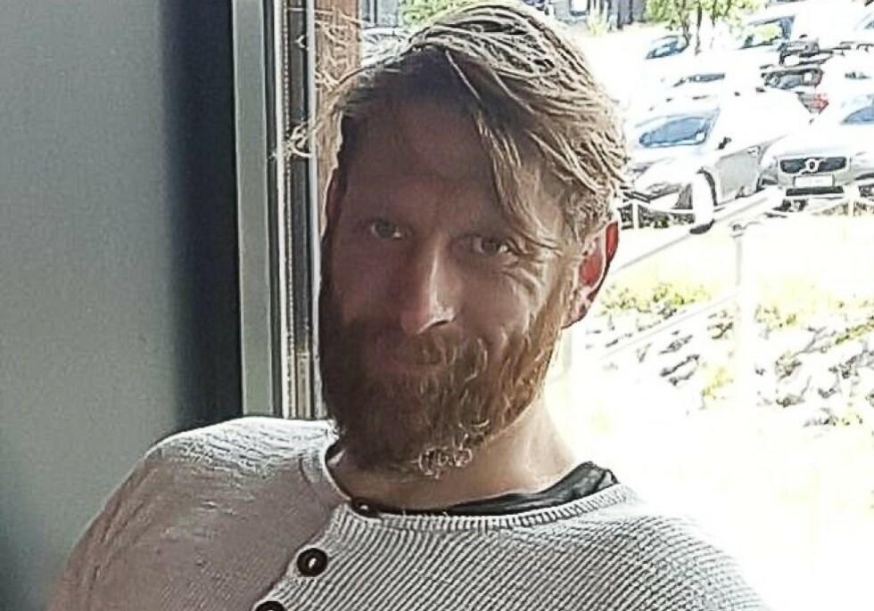 DREPT: Christian Halvorsen (43) som ble skutt og drept i sin egen hage i Askim, etterlater seg en datter og samboer. Foto: Privat