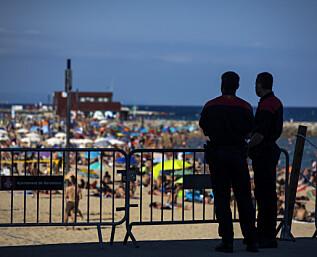 Nordmenn i Spania får karantenevarsel fra Helsedirektoratet