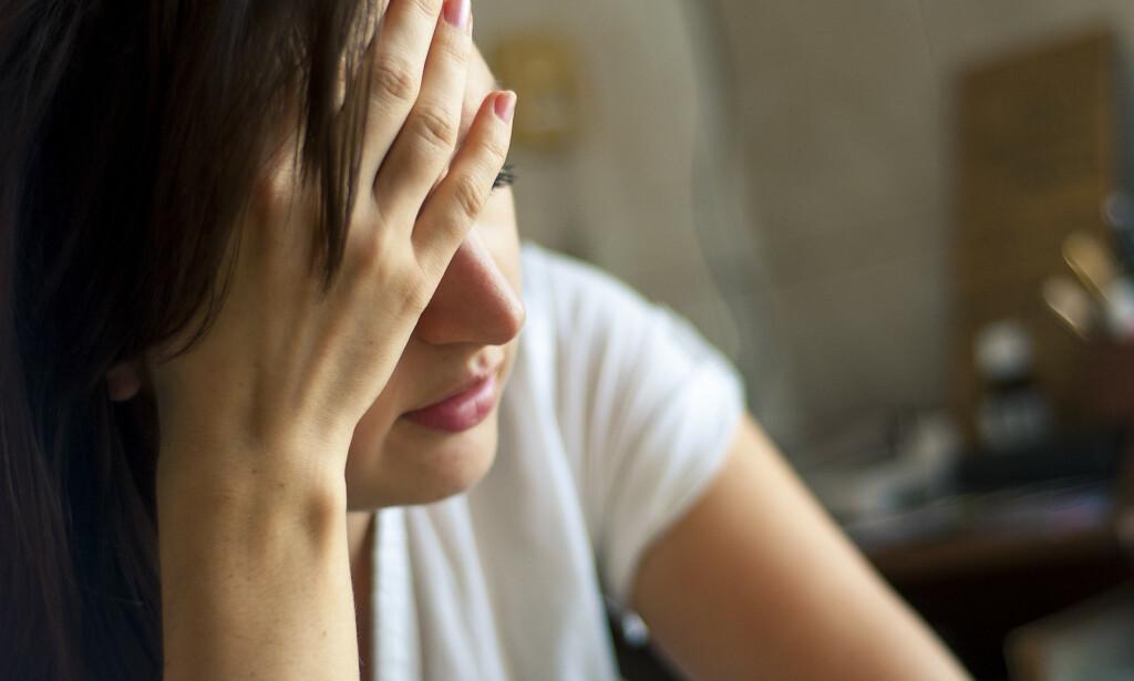 PERSONLIGHETSTREKK: Personligheten vår består trolig av fem grunnleggende trekk. Det er spesielt ett av dem som kan gi høyere risiko for psykiske lidelser, ifølge en stor norsk tvillingstudie. Illustrasjonsfoto: Shutterstock / NTB Scanpix