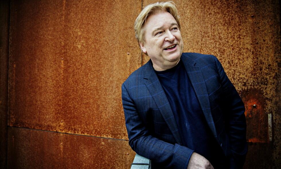 NEDE FOR TELLING: Jørn Hoel mener at kultur-Norge er nede for telling. Foto: Nina Hansen / Dagbladet