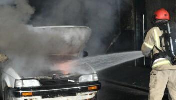1,7 millioner biler tilbakekalles: Brannfare