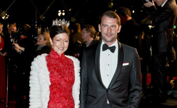 ANDRE EKTESKAP: Grevinnen var gift med filmfotografen Martin Jørgensen fram til 2015. Foto: NTB Scanpix