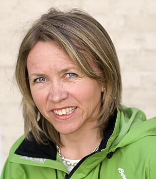 GIR RÅD: Anne-Mari Planke, leder for natur og friluftsliv i DNT. Foto: DNT