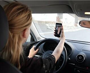 Ønsker mobilbot på en månedslønn