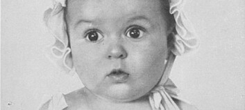 Nazistenes ariske prakteksemplar var jødisk jentebaby