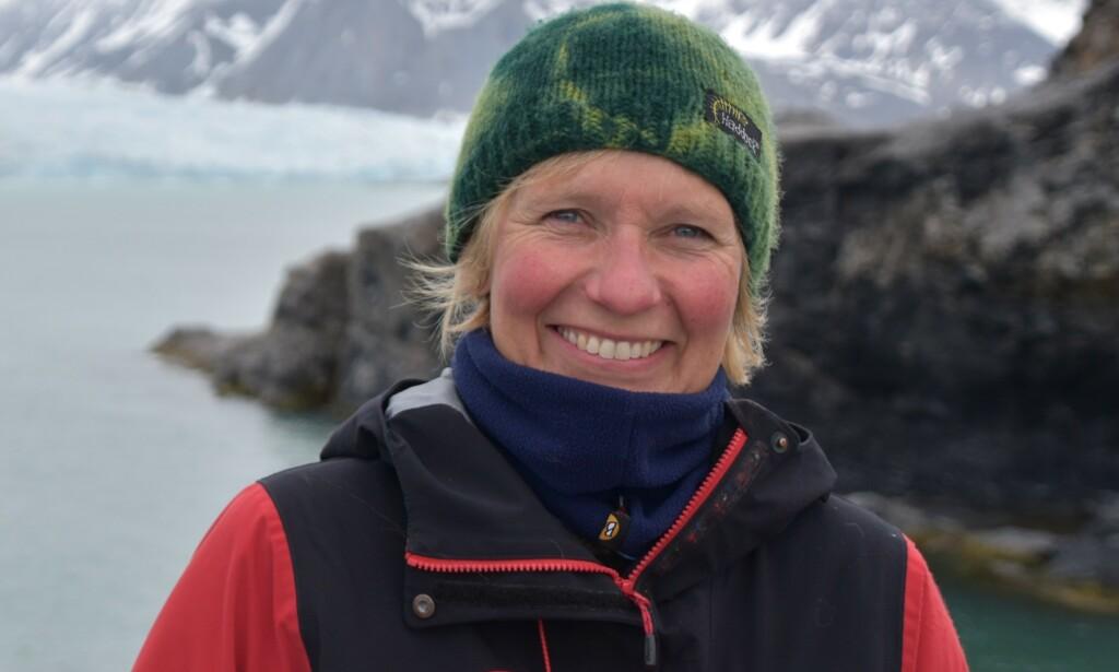 STRENGE KRAV: - I enkelte nasjonalparker i USA må du gå med tøysko. I Norge har vi allemannsretten, og er vant til å gå på tur på vår måte, sier forsker Dagmar Hagen. Foto: NINA
