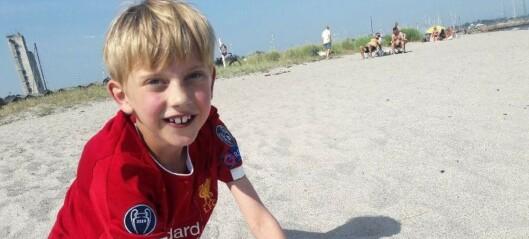 Peter (11) døde rett før ligagullet