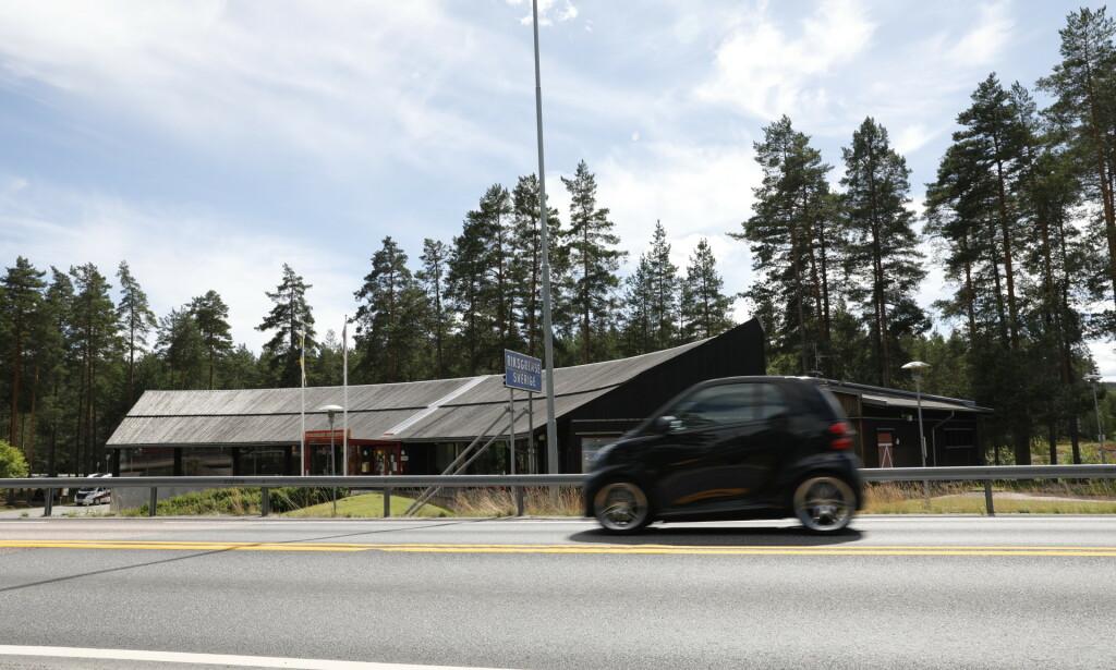 ÅPNING: Ifølge seksjonslederen har trafikken vært mye lavere enn normalt den siste måneden. Foto: Christian Roth Christensen / Dagbladet.