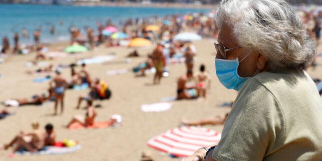 image: Føler oss tryggere i Spania!