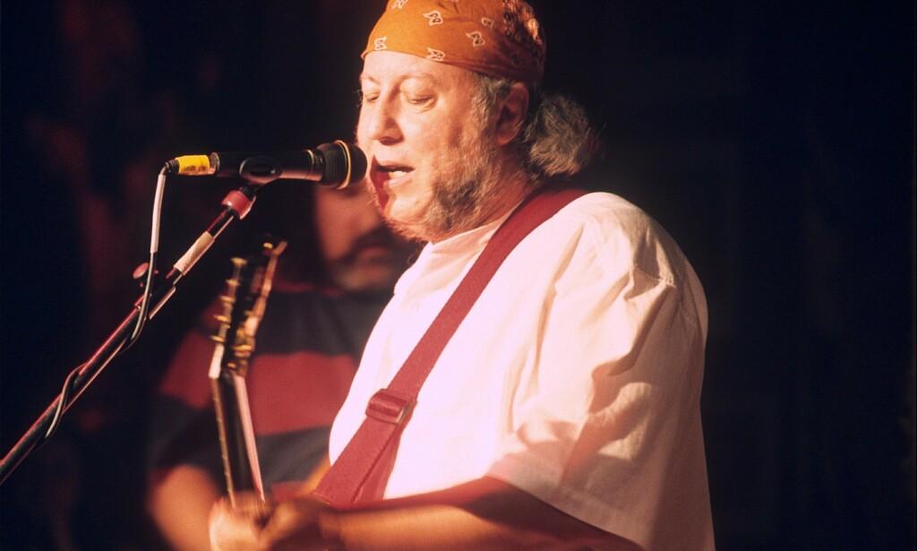 DØD: Peter Green fra Fleetwood Mac er død. Foto: NTB Scanpix