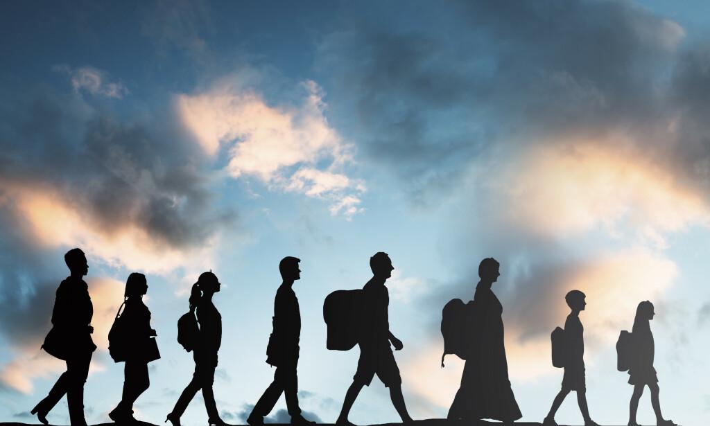 SOMMERDEBATT: Etter at redaktør Merete Røsvik i Prosa fjernet en anmeldelse av en innvandringskritisk bok, har debatten rast. Foto: Shutterstock / Scanpix.
