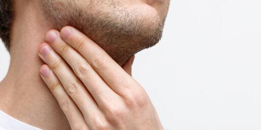 image: Følelse av klump i halsen - hva kan årsaken være?