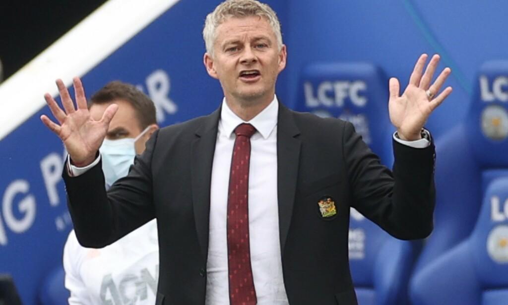 SÅÅ STOR: Er forskjellen på Manchester Uniteds start og slutt på årets Premier League-sesong. Foto: NTB Scanpix