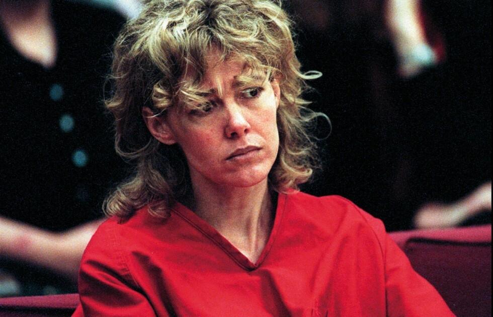 I RETTEN: Mary Kay Letourneau avbildet under rettssaken mot henne i 1998. Hun sa seg skyldig i to tilfeller av barnevoldtekt. FOTO: Scanpix