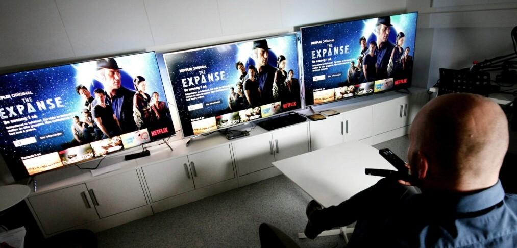 Mot slutten for LCD-TV-er?