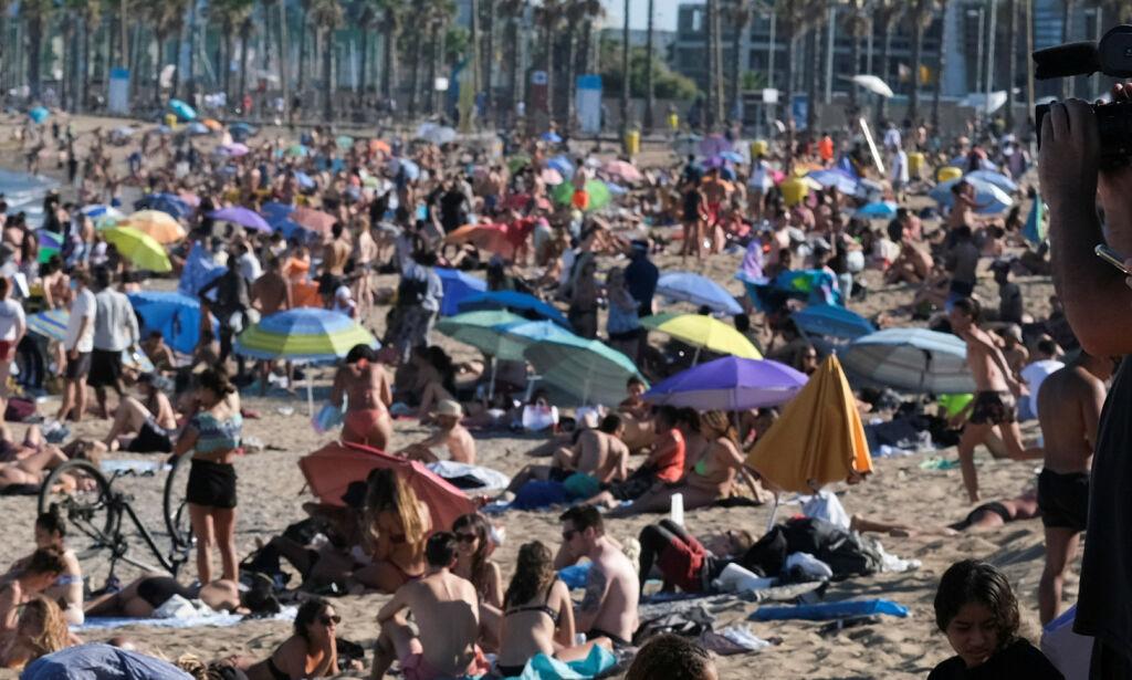 image: - Spania er trygt for turister