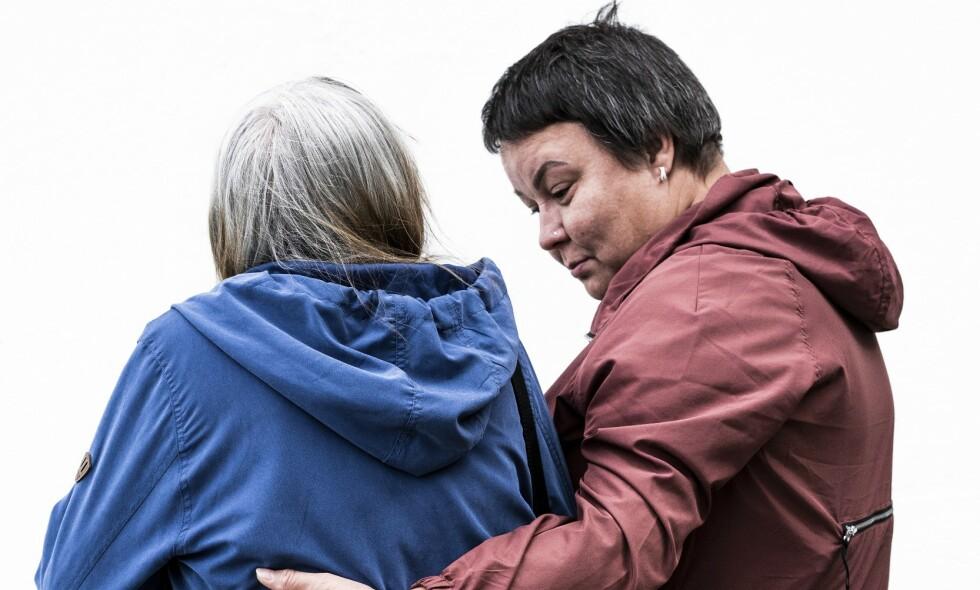 LIVET ETTER: «Lena», mor til Liv, en av de elleve som for fire år siden sto fram og fortalte om omfattende overgrep i Tysfjord, må leve med at hun sviktet barna sine. Nå forteller hun sin historie.