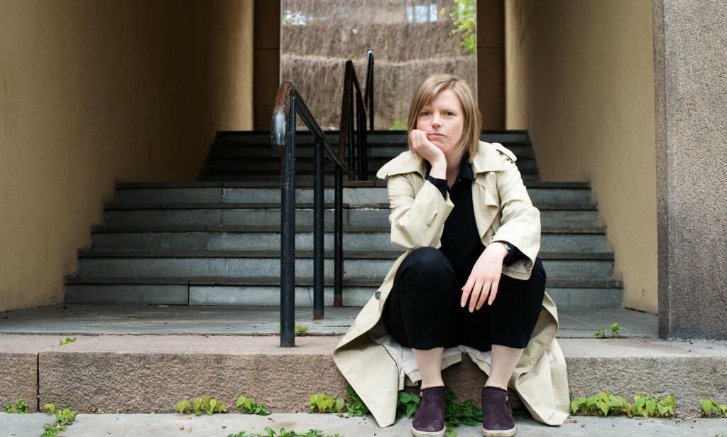 Spennende: Silje O. Ulestein imponerer med sin thriller-debut. Foto: Aschehoug