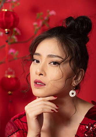 MEGASTJERNE I VIETNAM: Hun er kjent som Ngô Thanh Vân i Vietnam og har gjort det stort som modell, sanger og skuespiller. Nå gjør hun karriere under navnet Van Veronica Ngo i Hollywood. Foto: JUNDAT, Studio68 Asia