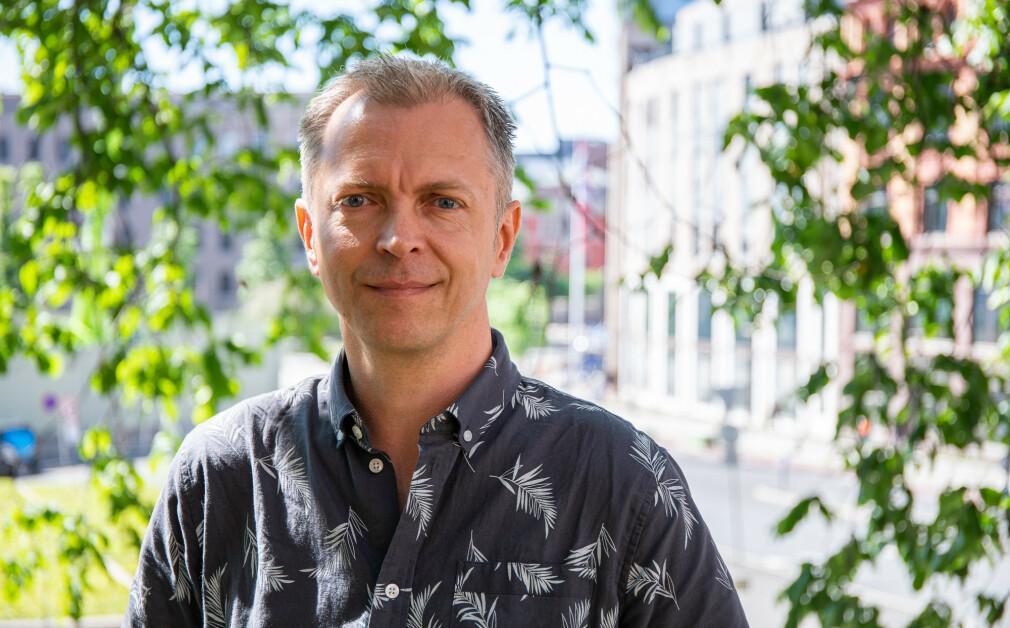Kurt Lekanger var inntil nylig redaktør i Digi.no, og er en ivrig hobbykoder, med ny jobb i Iteo. 📸: Iteo.no