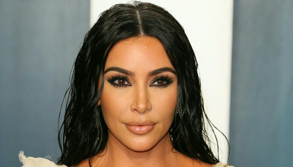 TØFF TID: Kim Kardashian West har måttet gå gjennom mye den siste tiden etter ektemannen Kanye Wests utspill på Twitter. Foto: NTB Scanpix
