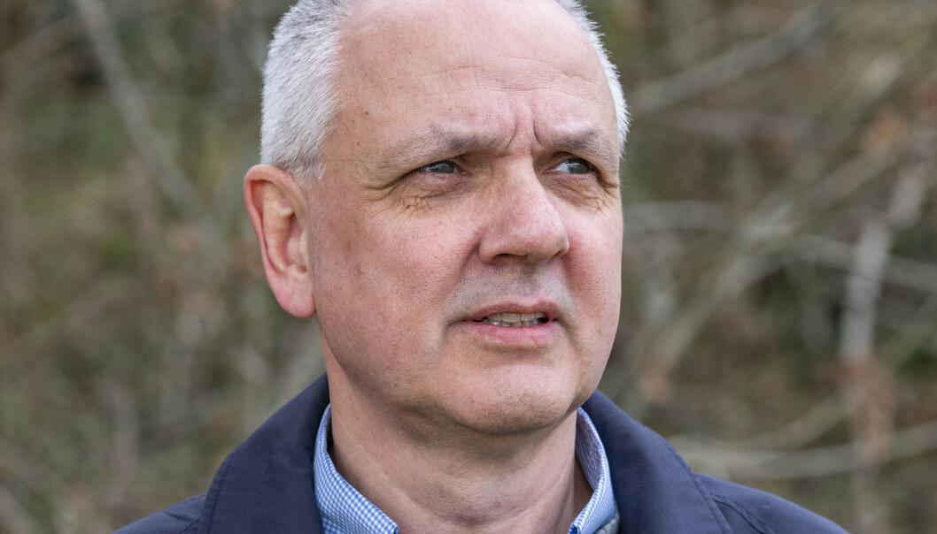 Overlege Preben Aavitsland i Folkehelseinstituttet. Foto: Tor Erik Schrøder / NTB scanpix