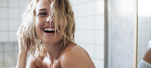 - Det er tre typiske feil folk gjør når håret er vått