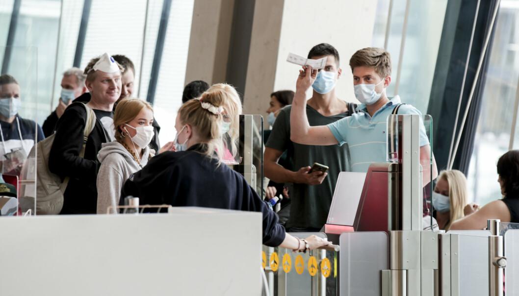 Munnbind-påstand får britisk forsker til å steile: - Det er galt