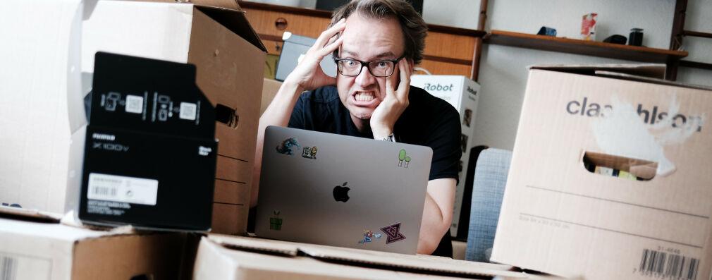 image: Jeg drukner i uferdige hobbyprosjekter!