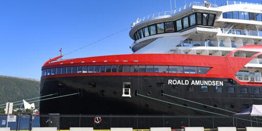 image: Ville varsle om smitte - Hurtigruten sa nei