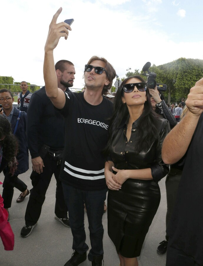 <strong>BESTEVENNER:</strong> Cheban og Kardashian har vært bestevenner i en årrekke. Foto: NTB Scanpix