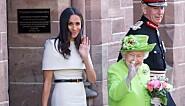 Dronningens overraskende gest