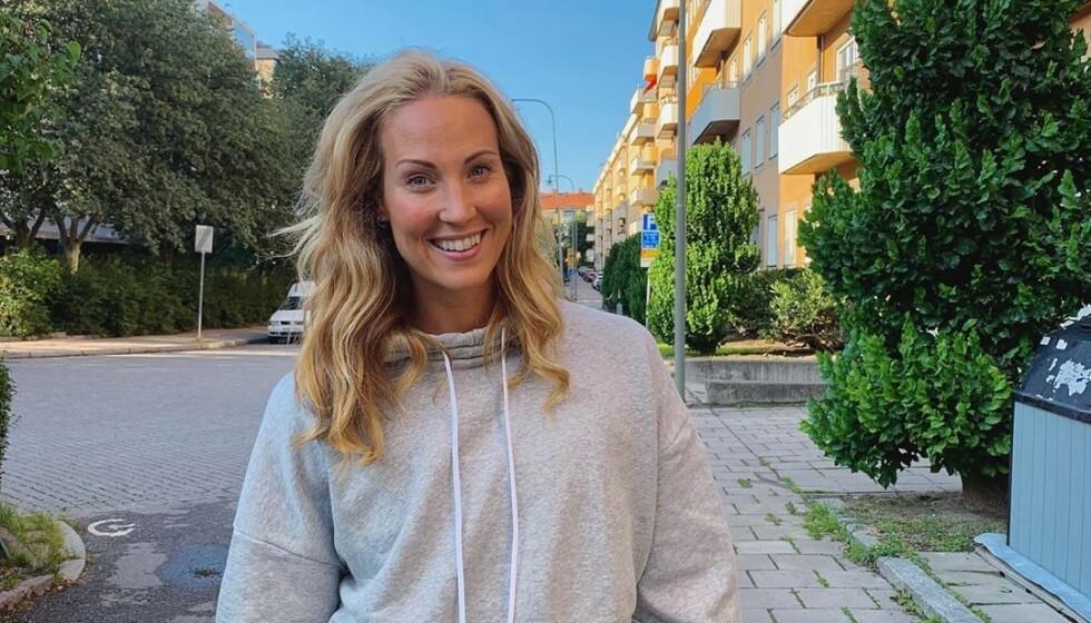 <strong>LUNGEKREFT:</strong> Elin Kjos har de siste månedene kjempet en hard kamp mot kreften. Nå må hun endre behandling før beinmargen blir helt ødelagt. Foto: Privat, gjengitt med tillatelse