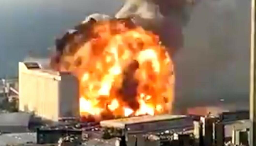 - Nasjonal katastrofe