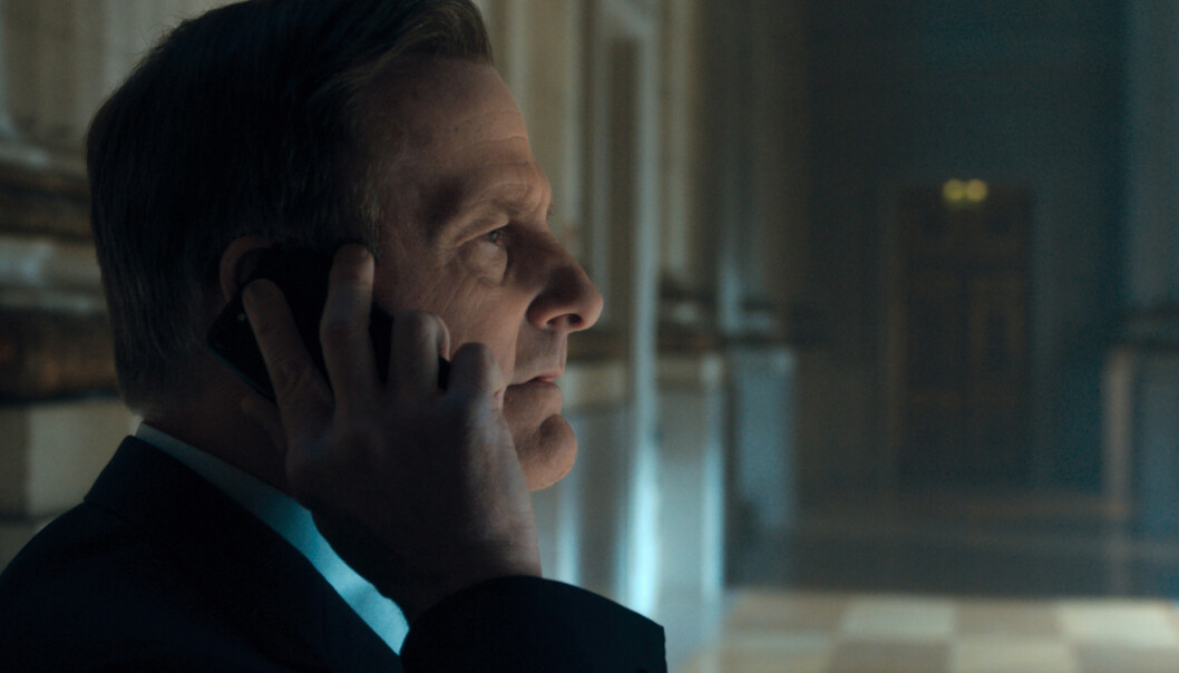 <strong>SPILLER COMEY:</strong> Emmy-vinner Jeff Daniels. Foto: CBS Television Studios/SHOWTIME.
