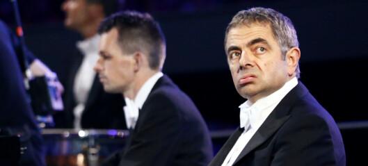 Mr. Bean lurte oss
