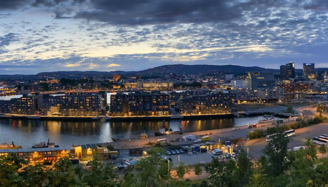 <strong>UTSATT:</strong> Oslo har ved flere anledninger opplevd høyest smittetrykk i landet. Foto: Lars Eivind Bones / Dagbladet