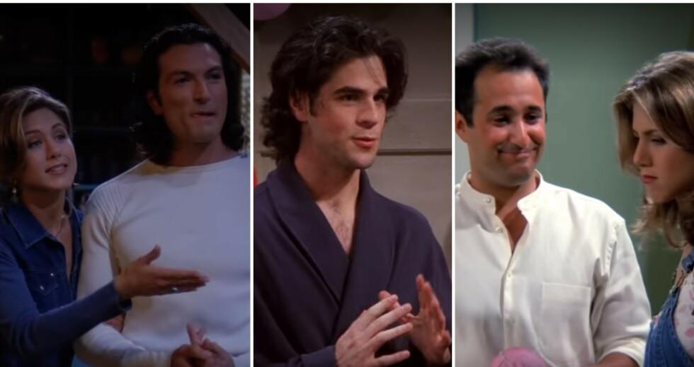 <strong>MINNEVERDIGE KARAKTERER:</strong> Flere skuespillere fikk en kickstart på karrieren etter å ha gjestet «Friends». Slik går det med noen av dem i dag. Foto: Warner Bros.