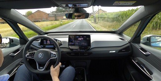 Bli med på test av markedets beste selvkjøringssystem