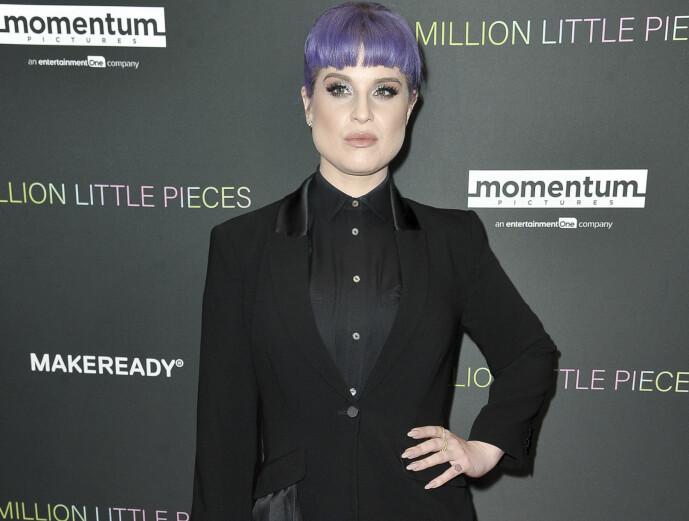 <strong>GÅTT NED:</strong> Osbourne skal ha gått ned 38,5 kilo. Her er hun avbildet under et arrangement i Los Angeles i 2019. Foto: NTB Scanpix