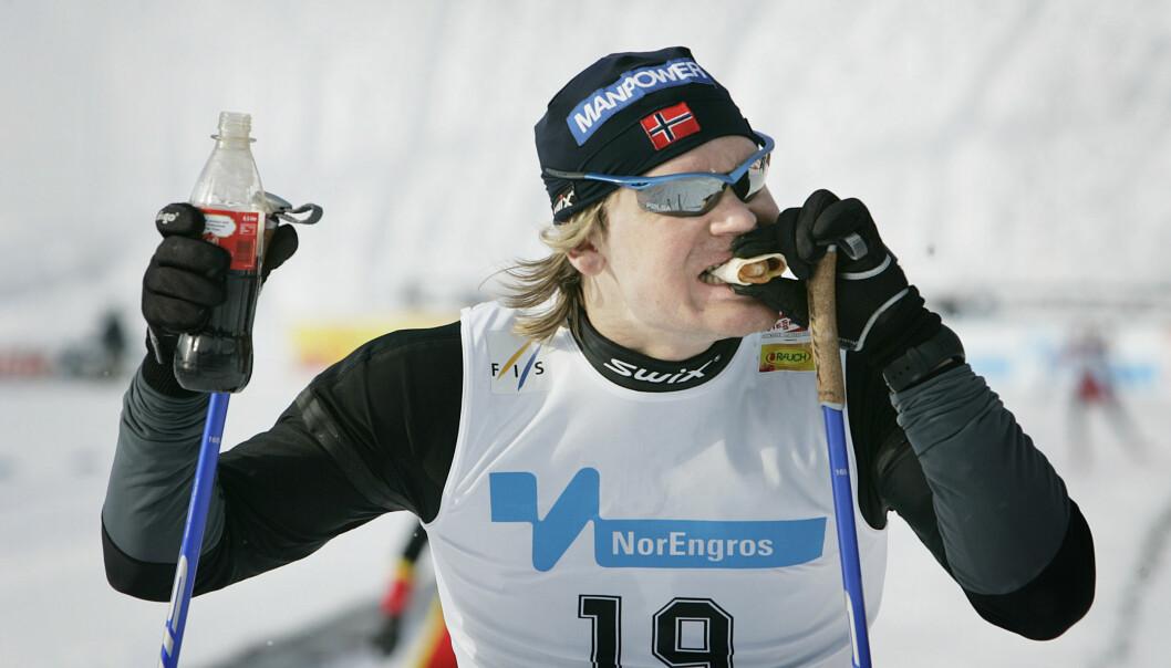<strong>TV-KONKURRENT:</strong> Øystein «Pølsa» Pettersen er klar for å konkurrere i «Mesternes mester». Foto: Hans Arne Vedlog/Dagbladet