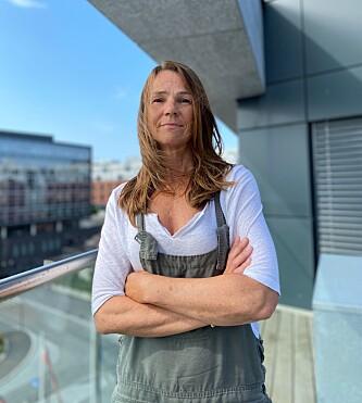 <strong>BESTILTE LEIEBIL:</strong> Journalist Kjersti Skotheim fikk ikke leiebilen hun skulle ha, og det var ikke lett å klage i etterkant. Foto: Maria Sirevåg Wilhelmsen.