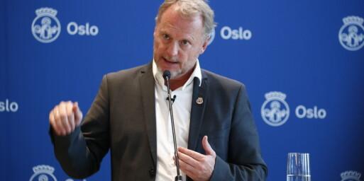 Image: Se direkte: Oslos nye coronatiltak