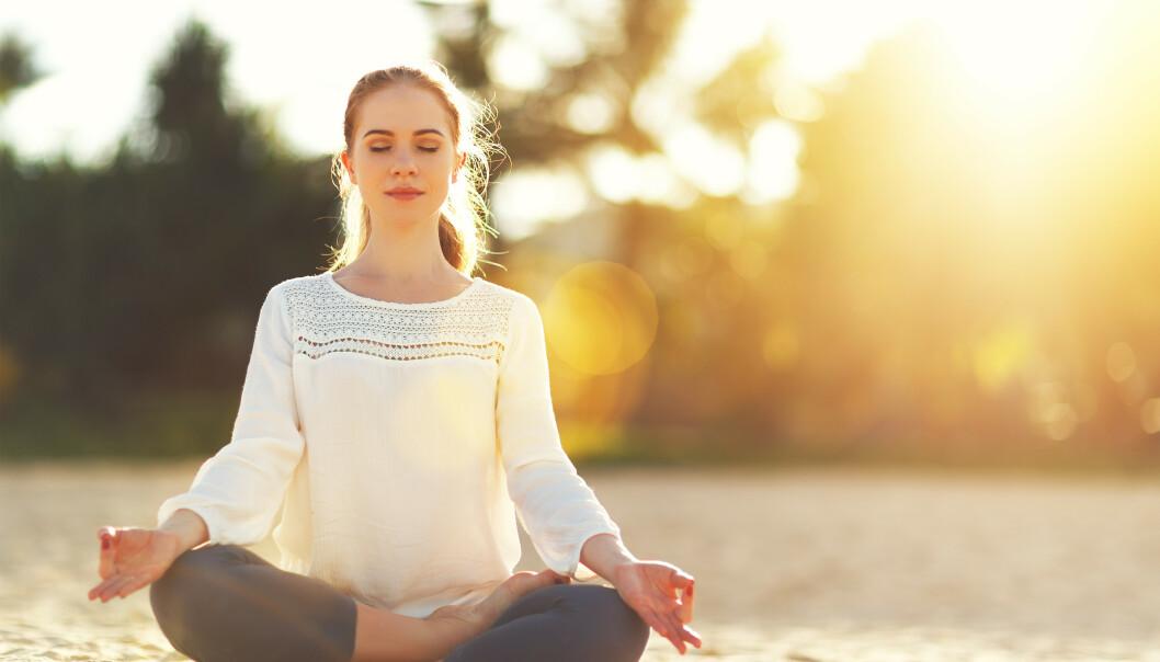 <strong>SJELEFROKOST:</strong> Et lite øyeblikk for deg selv kan bety mye. FOTO: NTBScanpix