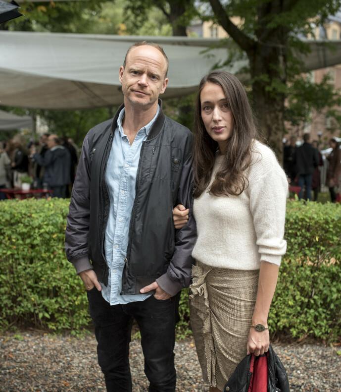 <strong>VELGER ÅPENHET:</strong> Harald Eia og Nadina Bouhlou forteller om tapet av sønnen i ny podkast. Foto: NTB Scanpix