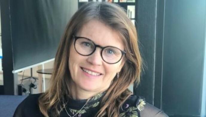 <strong>- VIKTIG:</strong> Trine Giving Kalstad i Landsforeningen uventet barnedød mener det er viktig at man står fram med et slikt vanskelig tema. Foto: Privat