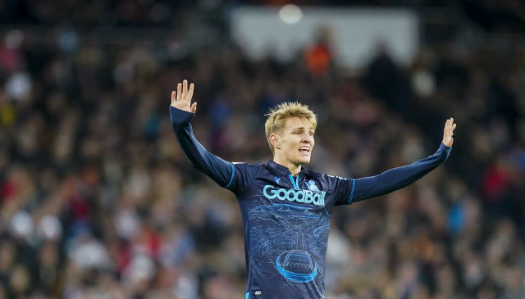 Bekrefter: Ødegaard tilbake i Real Madrid