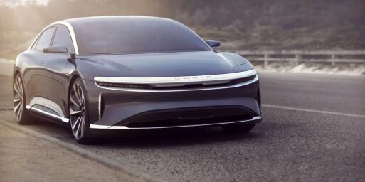 Image: Glem Tesla: Denne bilen har du aldri sett maken til