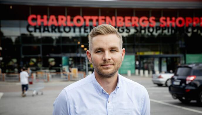 <strong>- KATASTROFALT:</strong> Sentersjef Claes Sjöholm frykter katastrofale konsekvenser. Foto: Nina Hansen / Dagbladet