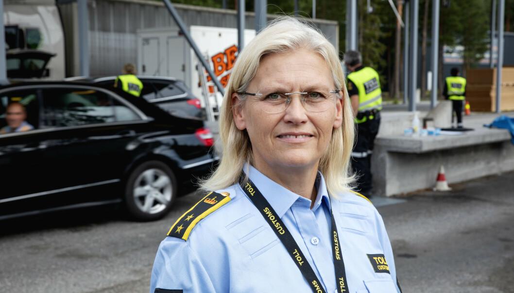 <strong>TOLLVESENET:</strong> Seksjonssjef i Tollvesenet, Kjersti Bråthen, hadde ønsket nordmenn hørte på myndighetens råd. Foto: Nina Hansen / Dagbladet.
